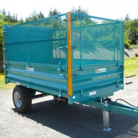 Vegetables trailers, forage boxes